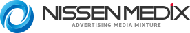 株式会社日宣メディックスロゴ